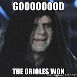 Orioles meme