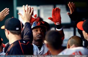 Adam Jones - Baltimore Orioles CF