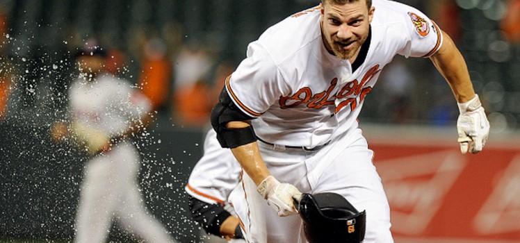 Chris Davis - Baltimore Orioles 1B