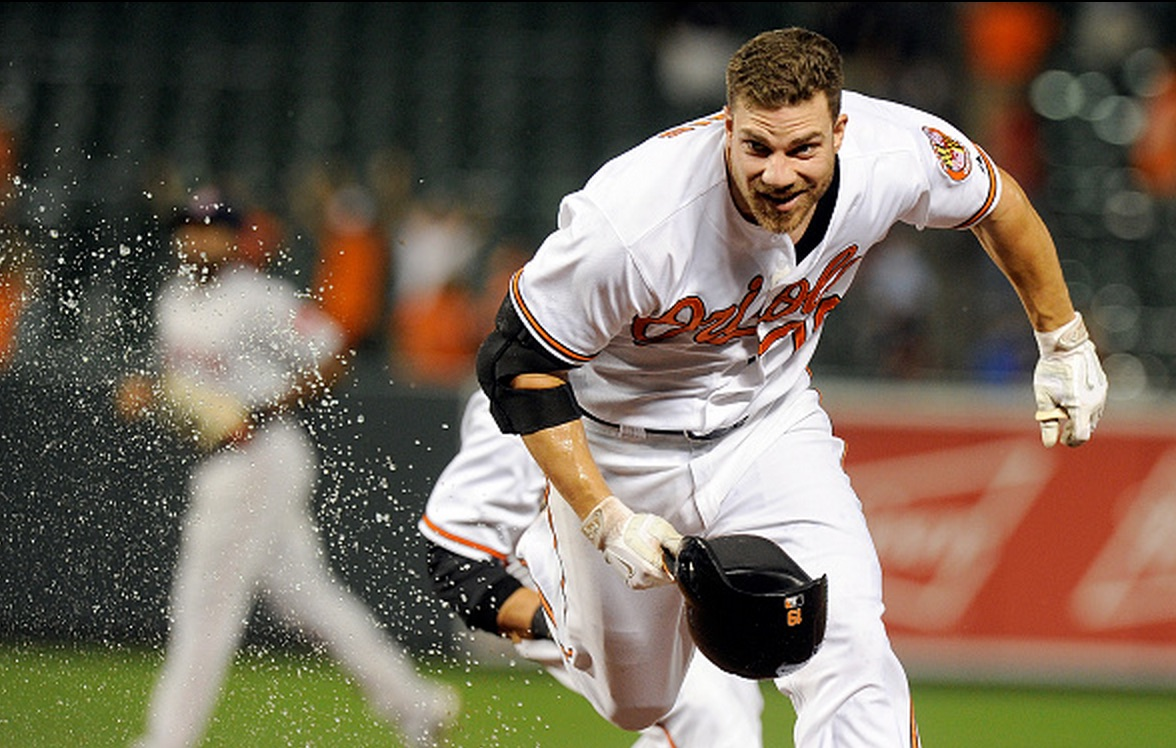 Chris Davis - Baltimore Orioles 1B