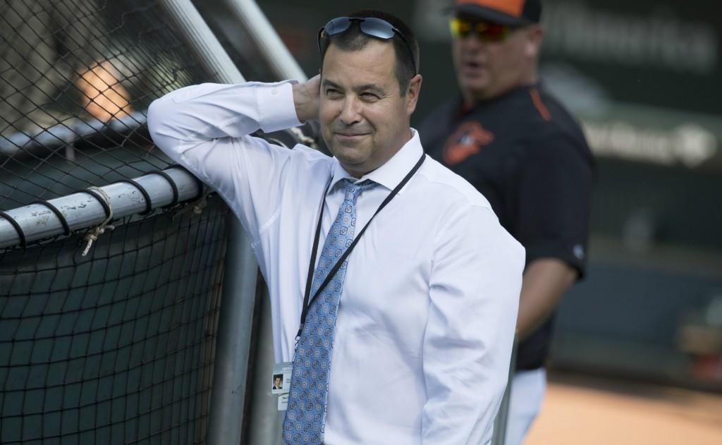 Dan Duquette - Baltimore Orioles GM