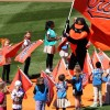 Baltimore Orioles opening day