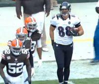 Dennis Pitta - Baltimore Ravens TE