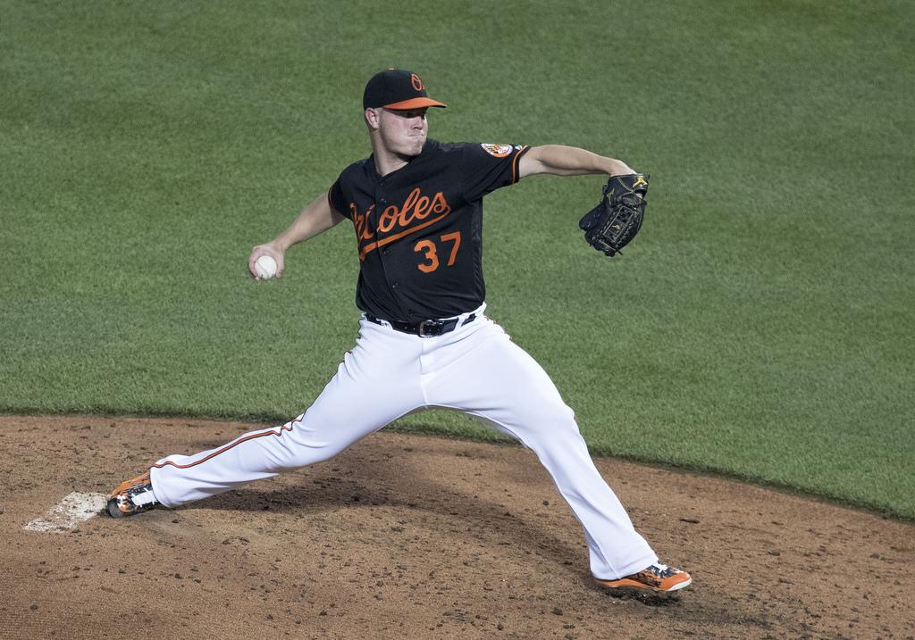 Dylan Bundy - Baltimore Orioles pitching