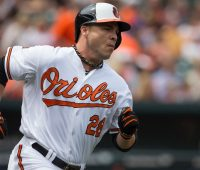 Steve Pearce - Baltimore Orioles