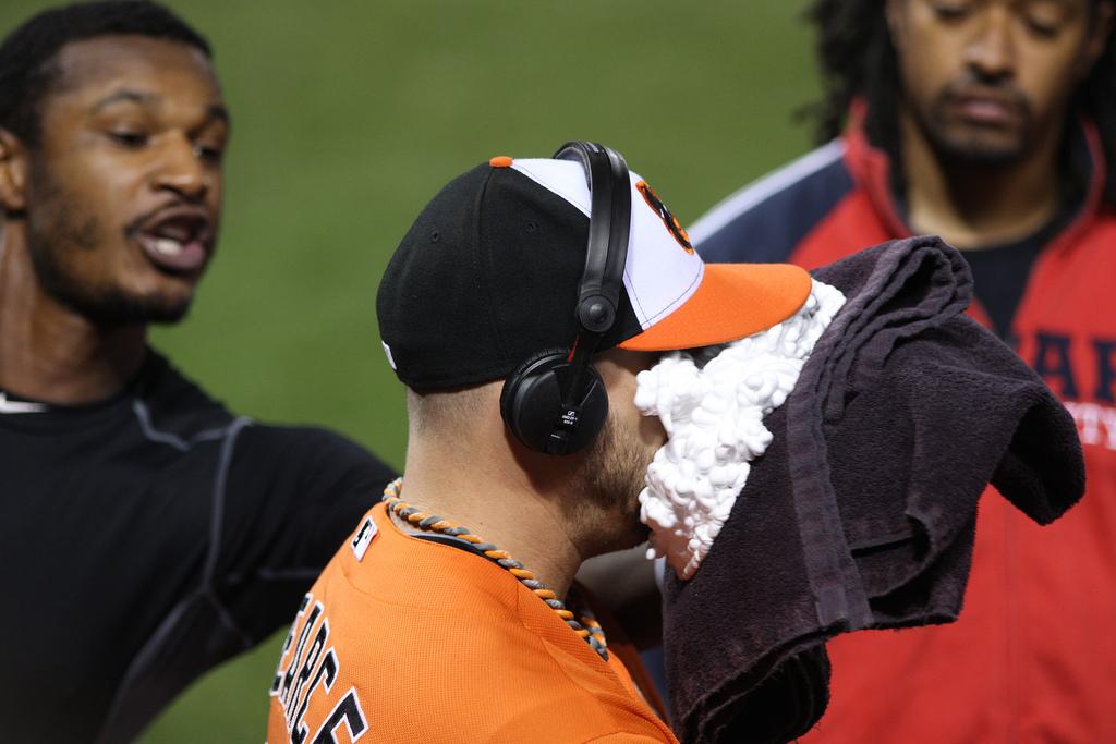 Steve Pearce - Baltimore Orioles