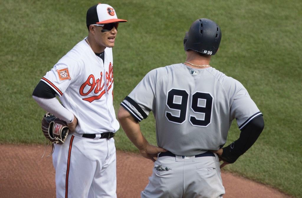Manny Machado - Baltimore Orioles shortstop