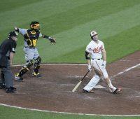 Chris Davis - Baltimore Orioles first baseman