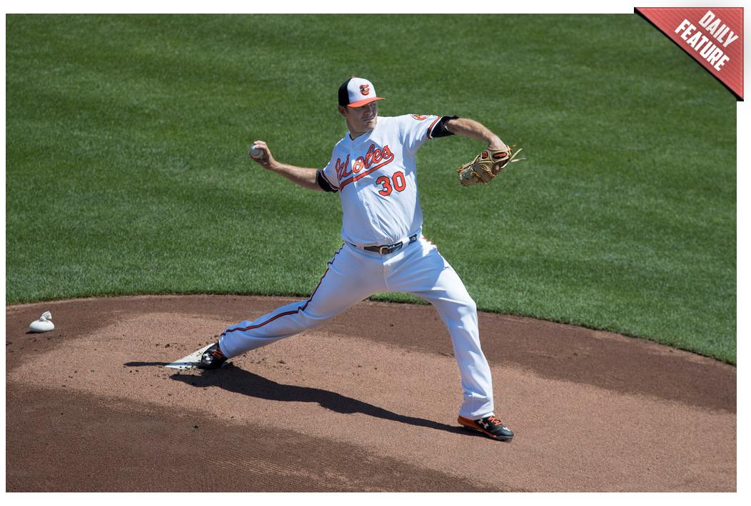Chris Tillman - Baltimore Orioles SP