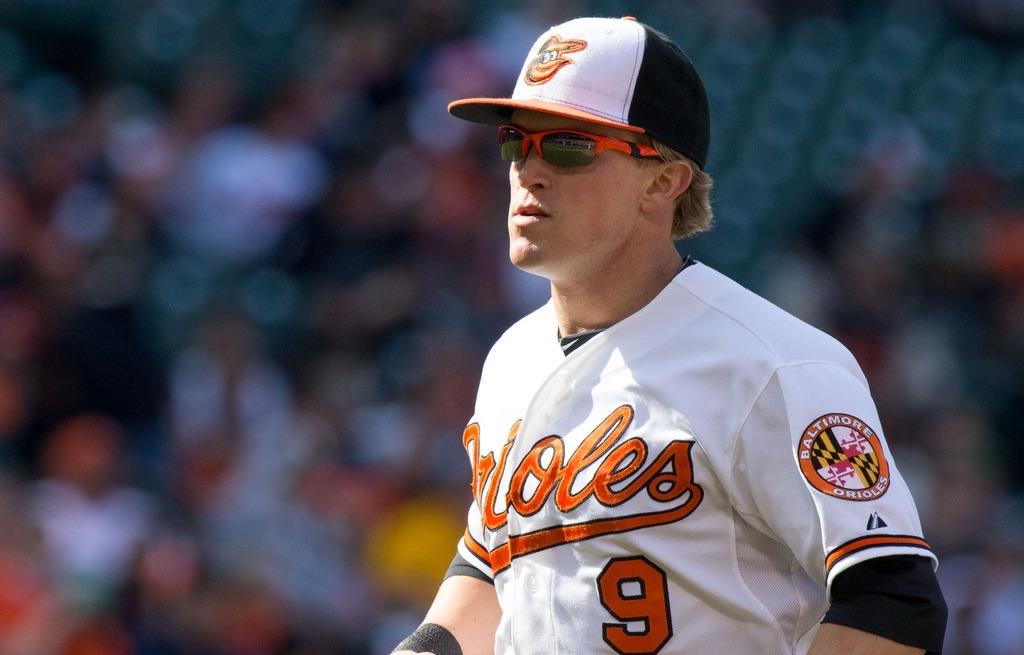 Nate McLouth - Baltimore Orioles outfielder