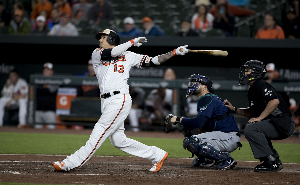 Manny Machado - Baltimore Orioles SS
