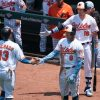 Manny Machado and Jonathan Schoop - Baltimore Orioles