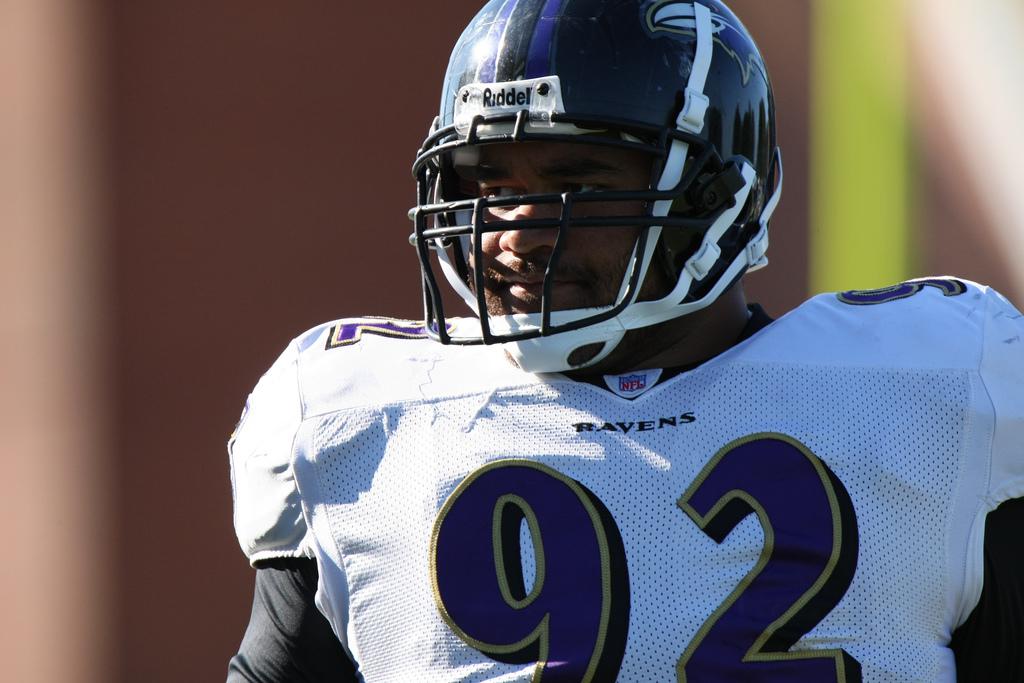 Haloti Ngata - Baltimore Ravens