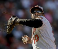 Adam Jones - Baltimore Orioles