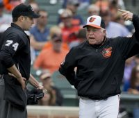 Buck Showalter - Baltimore Orioles manager